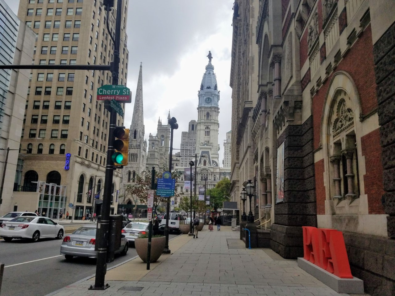 Philly downtown2