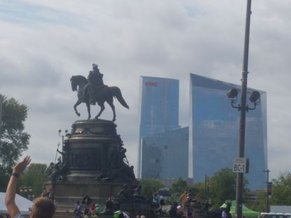 Philly Statue