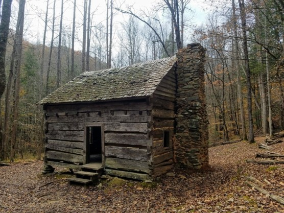 Smokey Mountains Cabin1