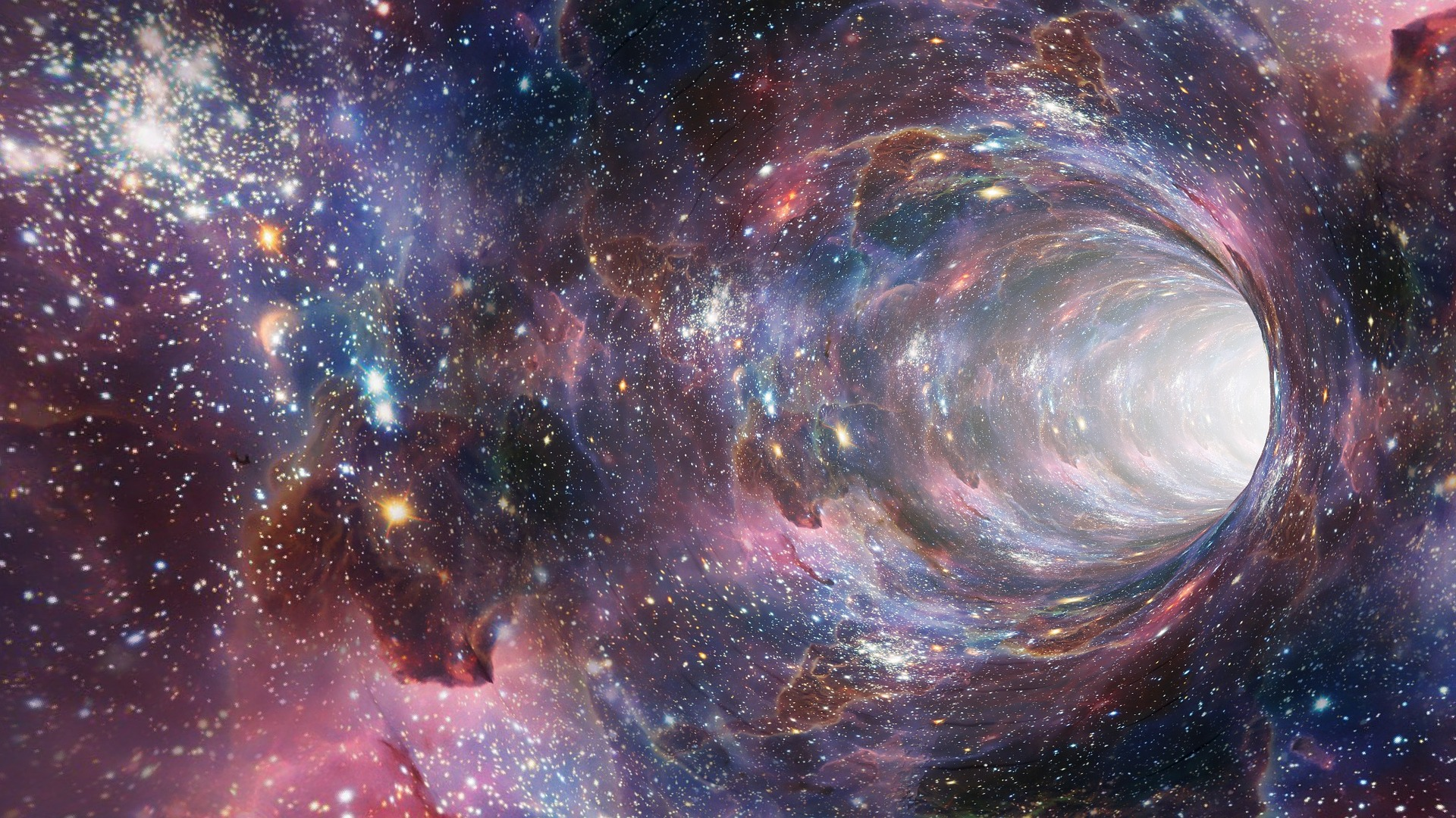 Wormhole for Energy