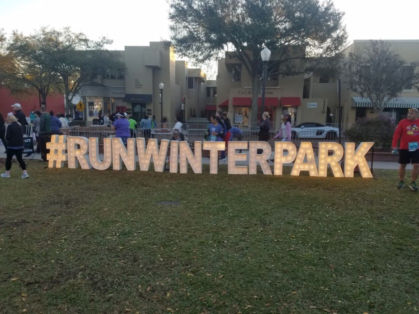 Run Winter Park