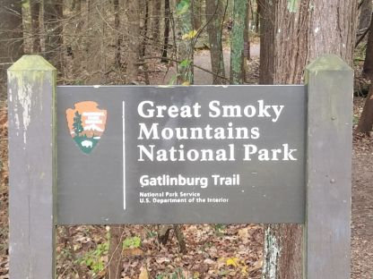 Gatlinburg trail