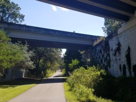 Oviedo trail